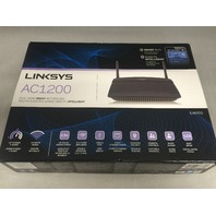 Linksys AC1200 Wi-Fi Wireless Dual-Band Router (EA6100)
