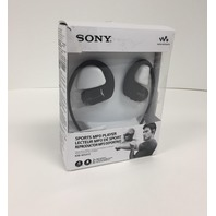 Sony - Walkman Nw-ws413 4gb* Wearable Mp3 Player - Black