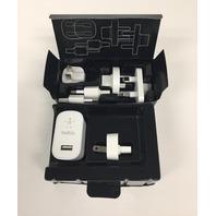 Belkin Global Travel Kit, F8M967BTWHT