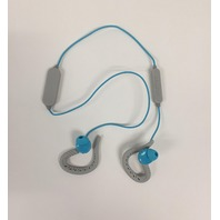 Yurbuds Focus 500 Women's In-Ear Wireless Bluetooth Sport Headphones - Aqua