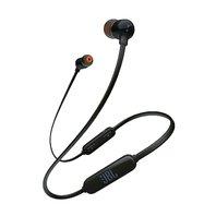 JBL Pure Bass Sound Wireless In-Ear Headphones - Black