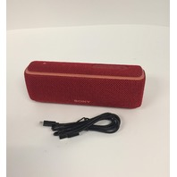 Sony Portable Wireless BLUETOOTH Speaker SRS-XB21 - Red