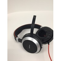 Jabra 80 MS stereo Wired Headset - Black - READ