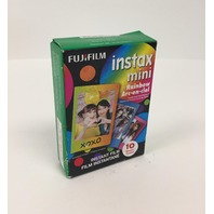Fujifilm Instax Mini Rainbow Film - Iso 800 (16437401)