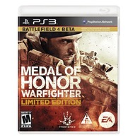 Electronic Arts Medal Of Honor Warfighter (PS3) - SEALED
