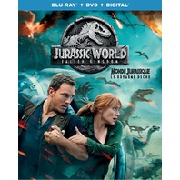 Jurassic World: Fallen Kingdom (Blu-Ray   Dvd   Digital)