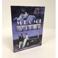 Miami Vice: Season One DVD