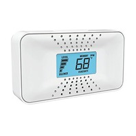 First Alert Digital Carbon Monoxide Alarm W/10 Year Life Battery - Co710