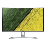 "Acer ED273 wmidx 27"" Curved FreeSync 1080P Gaming Monitor, 2 x 2W Speakers, Tilt"