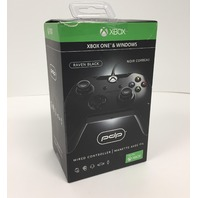 PDP Wired Controller Xbox One & PC - Black