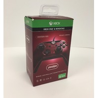 PDP Wired Controller Xbox One & PC - Crimson Red