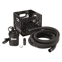 Flotec FP0S2600RP 0.25 HP Flow N Stow Multipurpose Utility Pump Kit