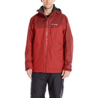 Columbia Men's Big Whirlibird Interchange Jacket, Mountain Red/Jester Red, 3X