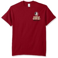 NCAA Florida State Seminoles Football Schedule 2017 Short Sleeve , Large