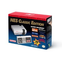 Nintendo Entertainment System NES Classic Edition, Grey