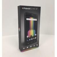 """Polaroid 4"""" Unlocked Android Smartphone Black"""