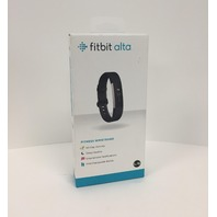 Fitbit - Alta Activity Tracker (Large) - Black