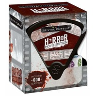 Horror Movie Edition Trivial Pursuit Game