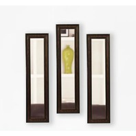 Charlton Home 3 Piece Kincannon Mirror Set