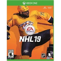 NHL 19 for Xbox One - SEALED