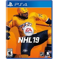NHL 19 for PS4 - SEALED