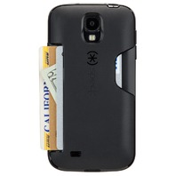 Speck Candy Shell Vi Galaxy S4 Case Black/slate Grey