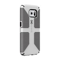 Speck Product Galaxy S6 Edge Candyshell Grip- White/black