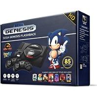 Sega Genesis Flashback HD 2017 Console, Black