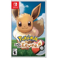 POKEMON LETS GO EEVEE - SWITCH by Nintendo