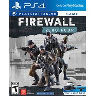 PSVR Firewall Zero Hour - PlayStation 4 - SEALED