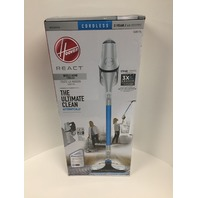 Hoover React Whole Home Cordless Stick Vacuum Blue