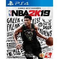 NBA 2K19 - PS4 (SEALED)