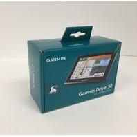 Garmin Drive 50 Lm 5 inch GPS Navigation Lifetime Maps bundle