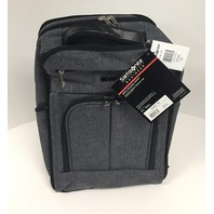 "Samsonite Campus Pro Backpack 15.6"" Laptop - Grey (18"" x 12.5"" x 7.5"")"