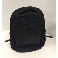 "Samsonite Dunewood Executive Plus Backpack,15.6"" Laptop- Black 60034-1050"