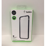 Belkin Air Protect Sheerforce Drop UV Protector Case For iPhone 7/8 - Black