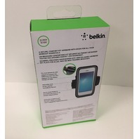 Belkin - Storage Plus Armband Case For Most Cell Phones (small) - Black