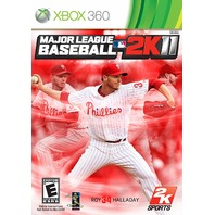 Major League Baseball 2K11 - Pre-Played