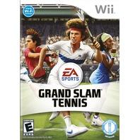 Nintendo Wii Ea Sports: Grand Slam Tennis  (SEALED)