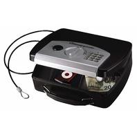 SENTRY P008E Compact Electronic Safe (Black)