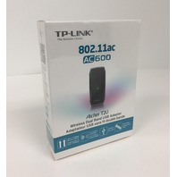 TP-Link ARCHER T2U AC600 Wireless Dual Band USB Adapter (SEALED)
