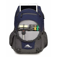 High Sierra Loop Backpack, True Navy, Mercury