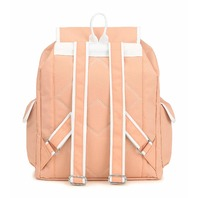 High Sierra Elly Backpack SAND PINK/WHITE