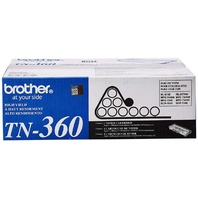 Brother - Toner Cartridge For Select Brother Printers - Black