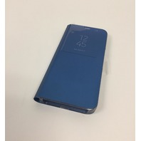 Samsung S-View Flip Cover for Galaxy S8 -  Blue