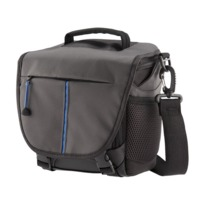Insignia - Camera Shoulder Bag - Blue/dark gray
