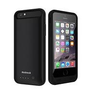 Nekteck 4000mAh iPhone 6 6S Plus battery Case - Black
