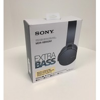 Sony MDR-XB950N1 Wireless Noise Cancelling Extra Bass Headphones Gray