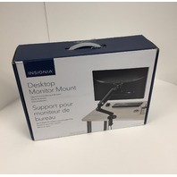 Insignia Full Motion Monitor Mount - Black