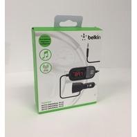 Belkin TuneCast Auto Universal Hands-Free AUX
